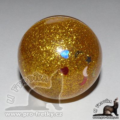 Třpytivý míček