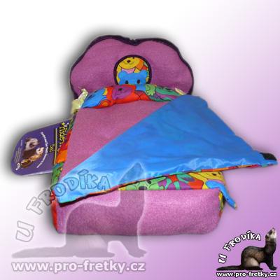 Pelíšek - postel