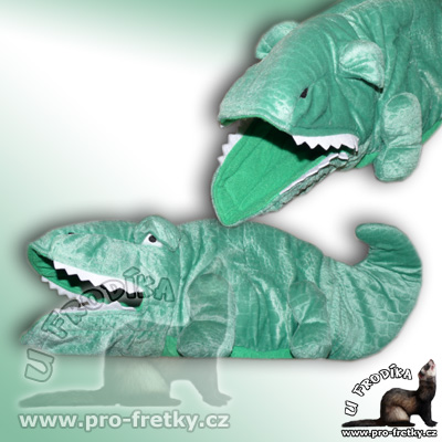 Pelíšek krokodýl